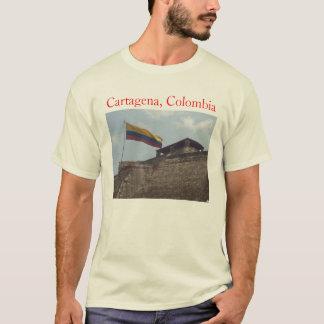 カルタヘナ、コロンビア Tシャツ