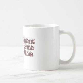 カルマのマグ コーヒーマグカップ