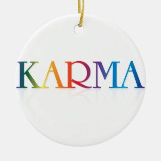 カルマの商品 セラミックオーナメント
