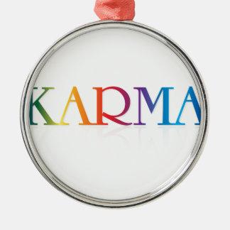 カルマの商品 メタルオーナメント