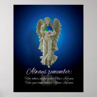 カルマの天使 ポスター