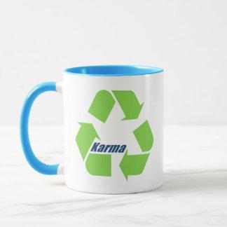 カルマの記号 マグカップ