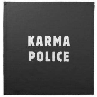 カルマの警察 ナプキンクロス
