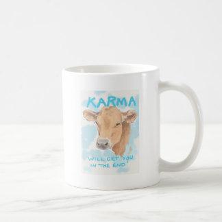 カルマ牛 コーヒーマグカップ