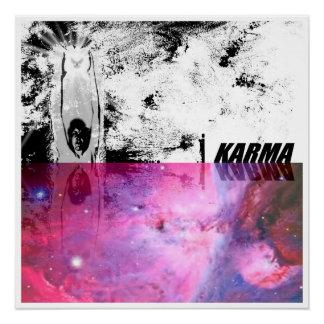 カルマ ポスター