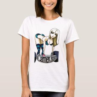 カルメンショーン- ASOによる低下Deadlift Tシャツ