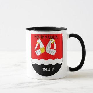 カレリア南フィンランドのマグ マグカップ
