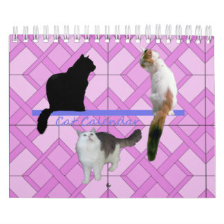 カレンダー-猫 カレンダー
