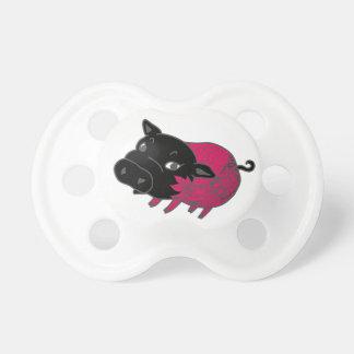 カレーの大好きなの、の黒豚の名前はチェルシーの。黒いブタチェルシー おしゃぶり