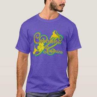 カロライナのジャスミン(ユニセックスな) Tシャツ