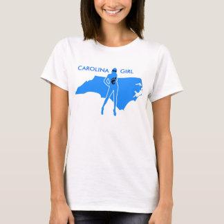 カロライナの女の子スパゲッティ上 Tシャツ