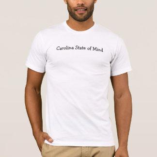 カロライナの精神状態 Tシャツ
