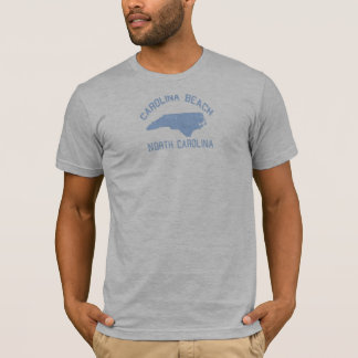 カロライナ浜 Tシャツ