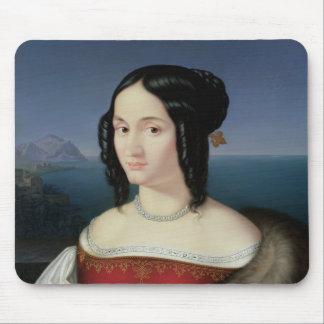 カロライナGrossiの芸術家の最初の妻 マウスパッド