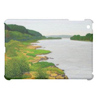 カワウソの入り江公園のiPadの皮のオハイオ川 iPad Miniカバー
