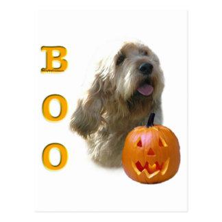 カワウソ猟犬のブーイング ポストカード