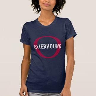 カワウソ猟犬の品種モノグラム Tシャツ