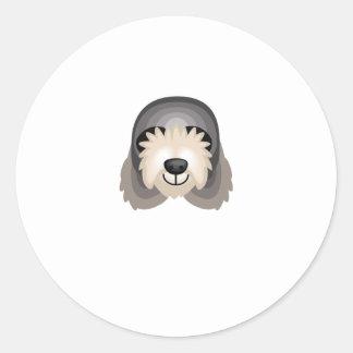 カワウソ猟犬犬の品種-私の犬のオアシス ラウンドシール