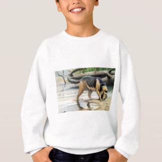 カワウソ猟犬 スウェットシャツ