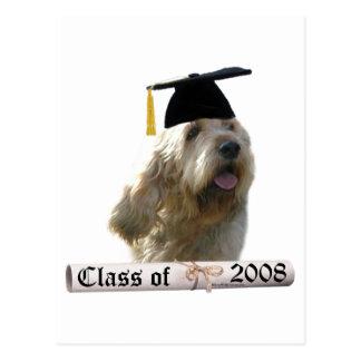 カワウソ猟犬Grad08 ポストカード