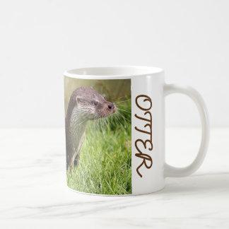 カワウソ コーヒーマグカップ