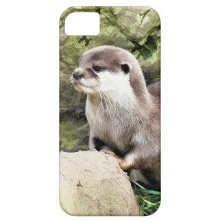 カワウソ iPhone SE/5/5s ケース