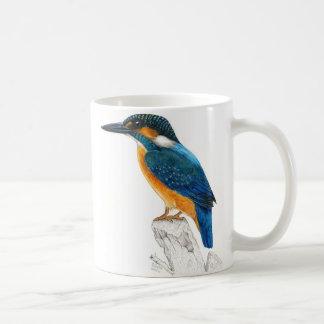 カワセミのマグ コーヒーマグカップ
