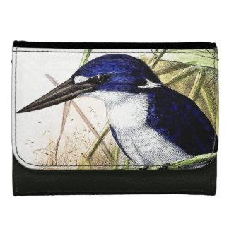 カワセミの鳥の野性生物動物の池の財布
