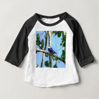カワセミクイーンズランドオーストラリア ベビーTシャツ