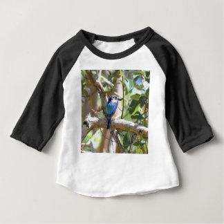 カワセミ田園クイーンズランドオーストラリア ベビーTシャツ