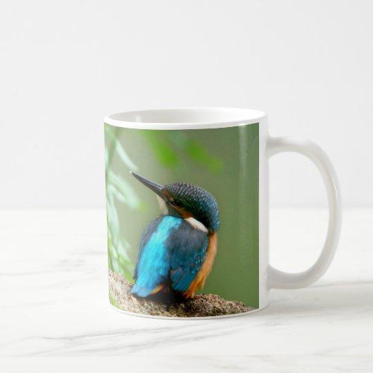 カワセミ コーヒーマグカップ