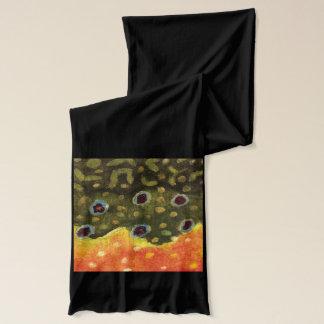 カワマスの魚釣り スカーフ