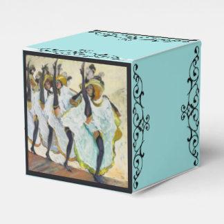カンカンのダンサー フェイバーボックス