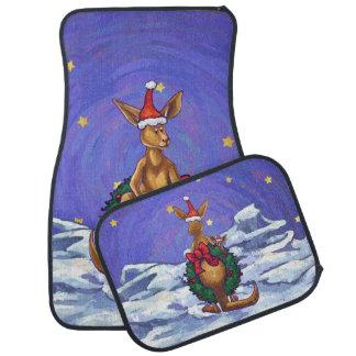 カンガルーのクリスマスの星明かりの夜 カーマット