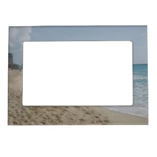 カンクンのビーチの磁石の額縁 マグネットフレーム