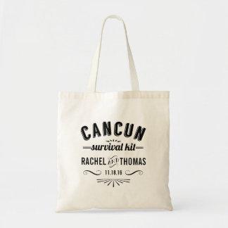 カンクンの存続キット|の結婚の歓迎 トートバッグ