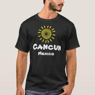 カンクンメキシコの休暇旅行Tシャツ Tシャツ