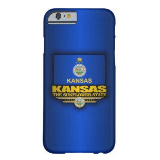 カンザスのプライド BARELY THERE iPhone 6 ケース