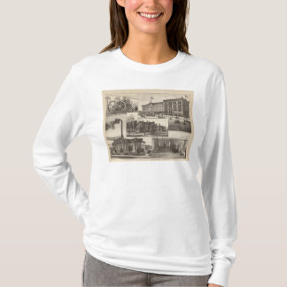 カンザスの企業 Tシャツ