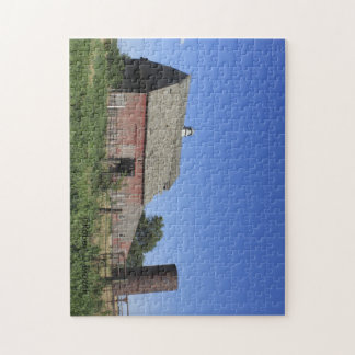 カンザスの国の納屋のパズル ジグソーパズル