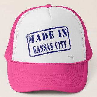 カンザスシティで作られる キャップ