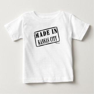 カンザスシティで作られる ベビーTシャツ