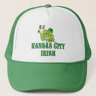 カンザスシティのアイルランド語 キャップ