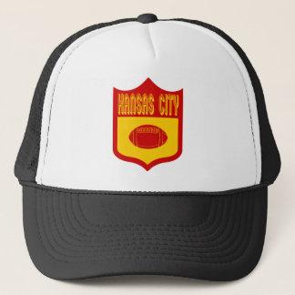 カンザスシティのカスタムな盾Design1 キャップ