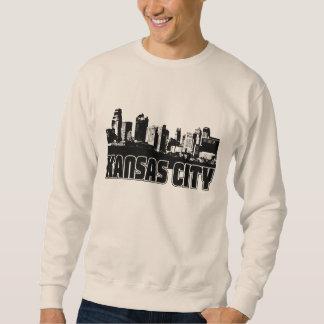 カンザスシティのスカイライン スウェットシャツ