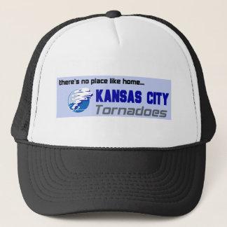 カンザスシティのトルネード キャップ