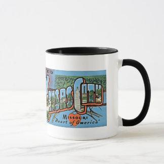 カンザスシティのマグ マグカップ
