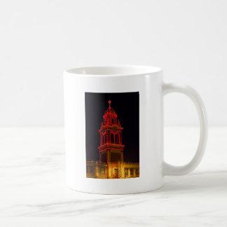 カンザスシティの広場ライト! コーヒーマグカップ