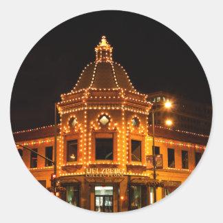 カンザスシティの広場ライト ラウンドシール
