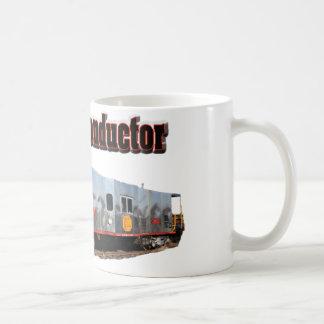 カンザスシティの退職したな南コンダクター コーヒーマグカップ